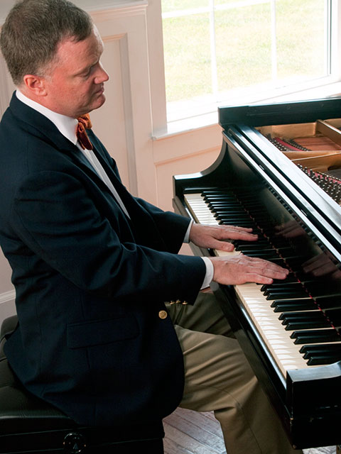 Malcolm Halliday Pianist